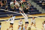Girls Varsity Volleyball falls to Elkhart 3 – 2
