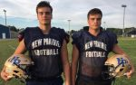 JP on Preps article: NP's Weinberg twins have been competitive from birth