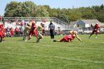 Boys Junior Varsity Football beats Andrean 12 – 8