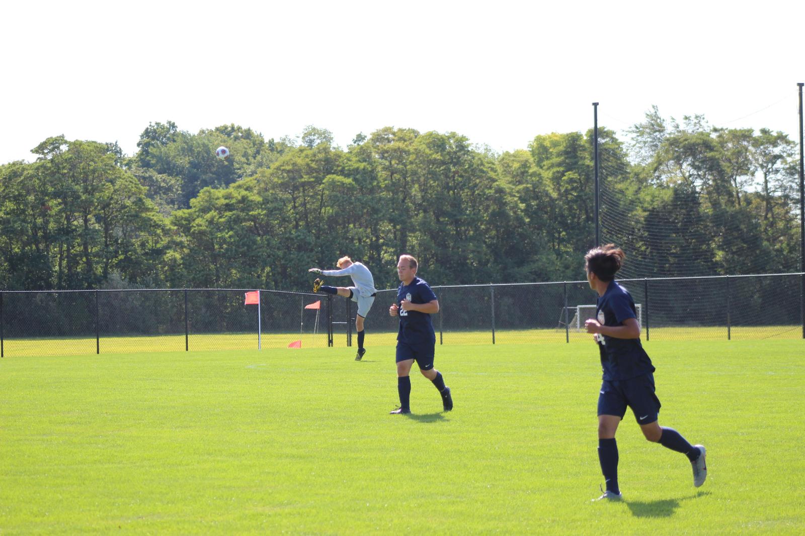 Boys Soccer vs. Lakeland Christian  9/5/20  (Photo Gallery)