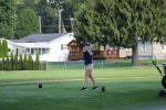 NEW PRAIRIE LADIES GOLFERS COMPETE IN 2ND ANNUAL NEW PRAIRIE JUNIOR VARSITY INVITATIONAL