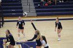 Girls Junior Varsity Volleyball beats Washington High School – South Bend 2 – 0