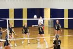 Girls Freshman Volleyball beats Bremen Senior 2 – 0