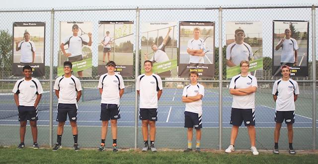 Boys Tennis vs. Wheeler  9/23/20  (Photo Gallery)