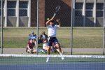 Boys Varsity Tennis beats St. Joseph (MI) 3-2