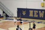 Girls Junior Varsity Volleyball falls to Jimtown 2 – 1
