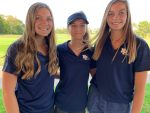 Girls Golf Trio named All-NIC & Watson named NIC Coach of the Year.