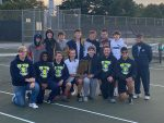 Boys Tennis are Sectional Champions!