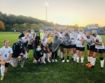New Prairie Women's Soccer Wins First Round of Sectionals