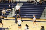 Girls Junior Varsity Volleyball falls to Penn 2 – 0