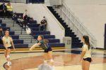 Girls Varsity Volleyball falls to Penn 3 – 0