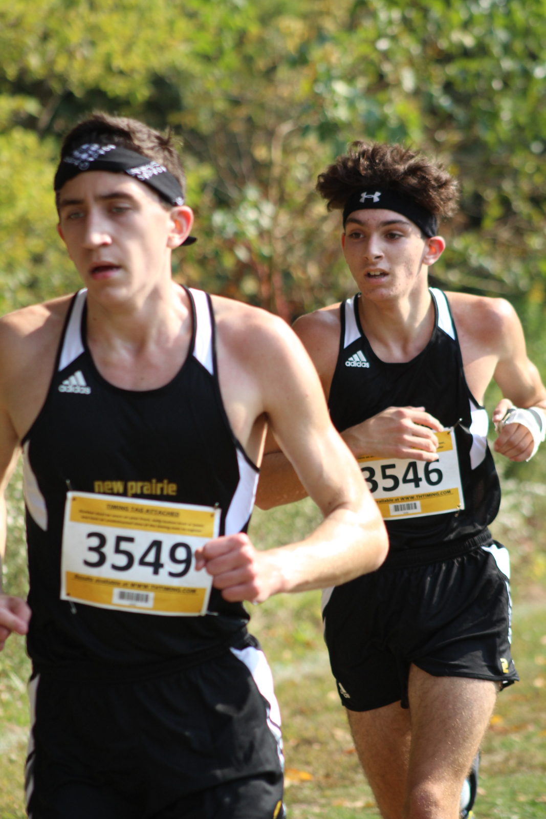 Cross Country @ IHSAA Sectional 3  10/10/20  (Photo Gallery 3)