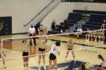 Girls Varsity Volleyball beats Mishawaka Marian in IHSAA Sectional 3 – 0