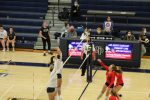 Varsity Volleyball @ IHSAA Sectional vs. John Glenn  (Photo Gallery)  10/17/20