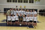 Varsity Volleyball Earns 2020 Sectional Championship Title
