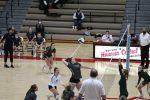 Girls Varsity Volleyball beats IHSAA Regional vs. Griffith 3 – 0