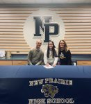 Swistek Signs to Play Volleyball at Valparaiso