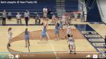 Video Highlights:  Girls Basketball vs. South Bend St. Joseph's 11/12/20