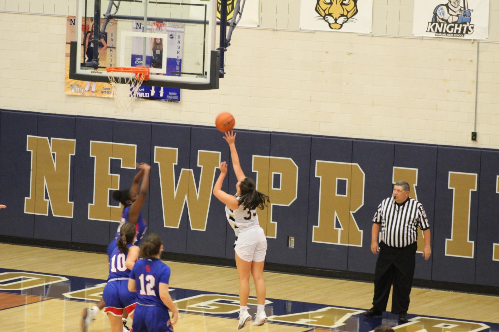 Varsity Girls Basketball vs. South Bend Adams 11/20/20  (Photo Gallery)