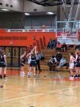 Girls Varsity Basketball beats LaPorte on the road 40-29