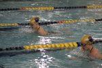 Girls Varsity Swimming falls to Saint Joseph 106 – 75
