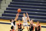 Boys Freshman Basketball Falls to Elkhart