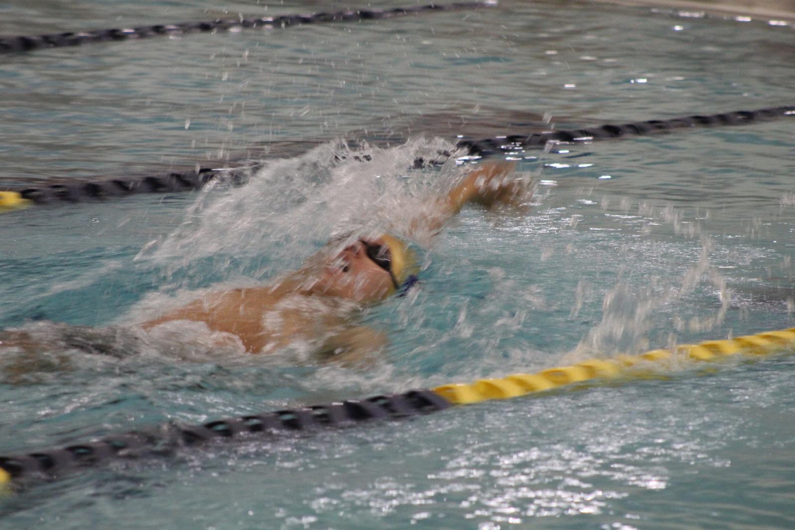 B/G Swim & Dive vs. La Porte  11/28/20  (Photo Gallery 1 of 2)