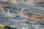 Boys Varsity Swimming beats Michigan City 119 – 58