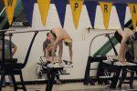 Boys Varsity Swimming beats Bremen 133 – 50