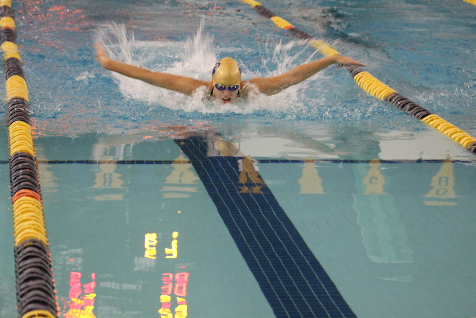 Swimming & Diving vs. Michigan City 12/5/20  (Photo Gallery 1 of 2)