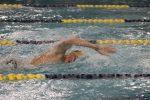 Boys Varsity Swimming beats South Bend Washington