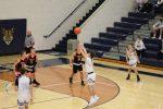 Boys Freshman Basketball beats Mishawaka Marian 27 – 22