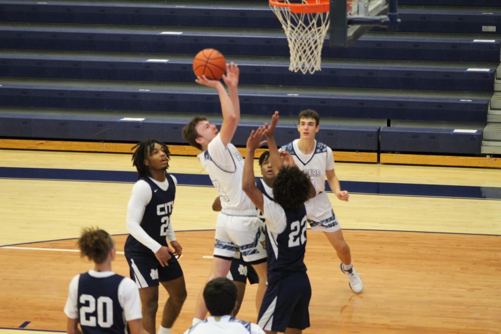 Boys Freshman Basketball vs. Michigan City 12/12/20  (Photo Gallery)