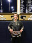 Boys Varsity Wrestling beats Elkhart 49 – 18