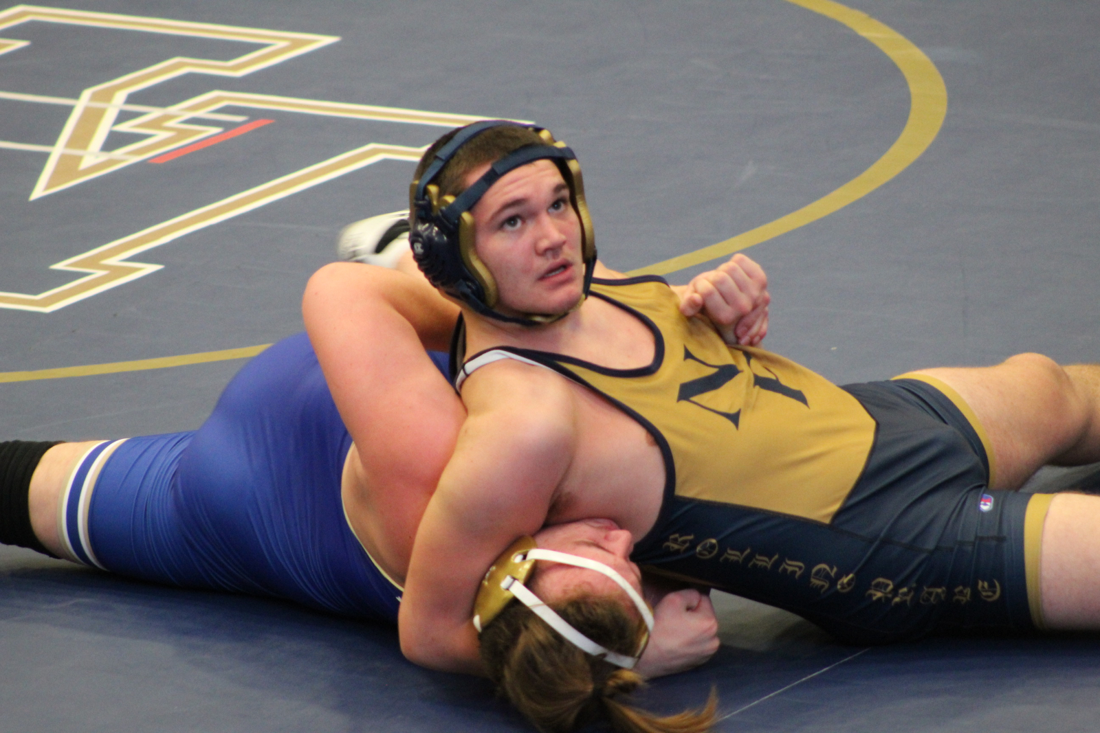 Wrestling vs. Elkhart  12/16/20  (Photo Gallery)