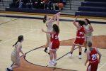 Girls Freshman Basketball falls to Goshen 33 – 15
