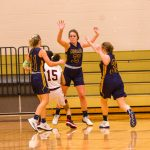 Girls Junior Varsity Basketball falls to Penn 46 – 21