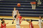 Boys Freshman Basketball beats John Glenn 38 – 16