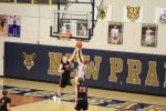 Boys JV Basketball vs. John Glenn 1/7/21  (Photo Gallery)