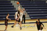 Boys Varsity Basketball falls to John Glenn 50 – 46
