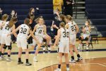 Girls JV Basketball vs. John Glenn 1/8/21 (Photo Gallery)