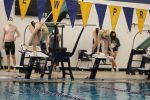 Girls Varsity Swimming beats South Bend Clay 133 – 41