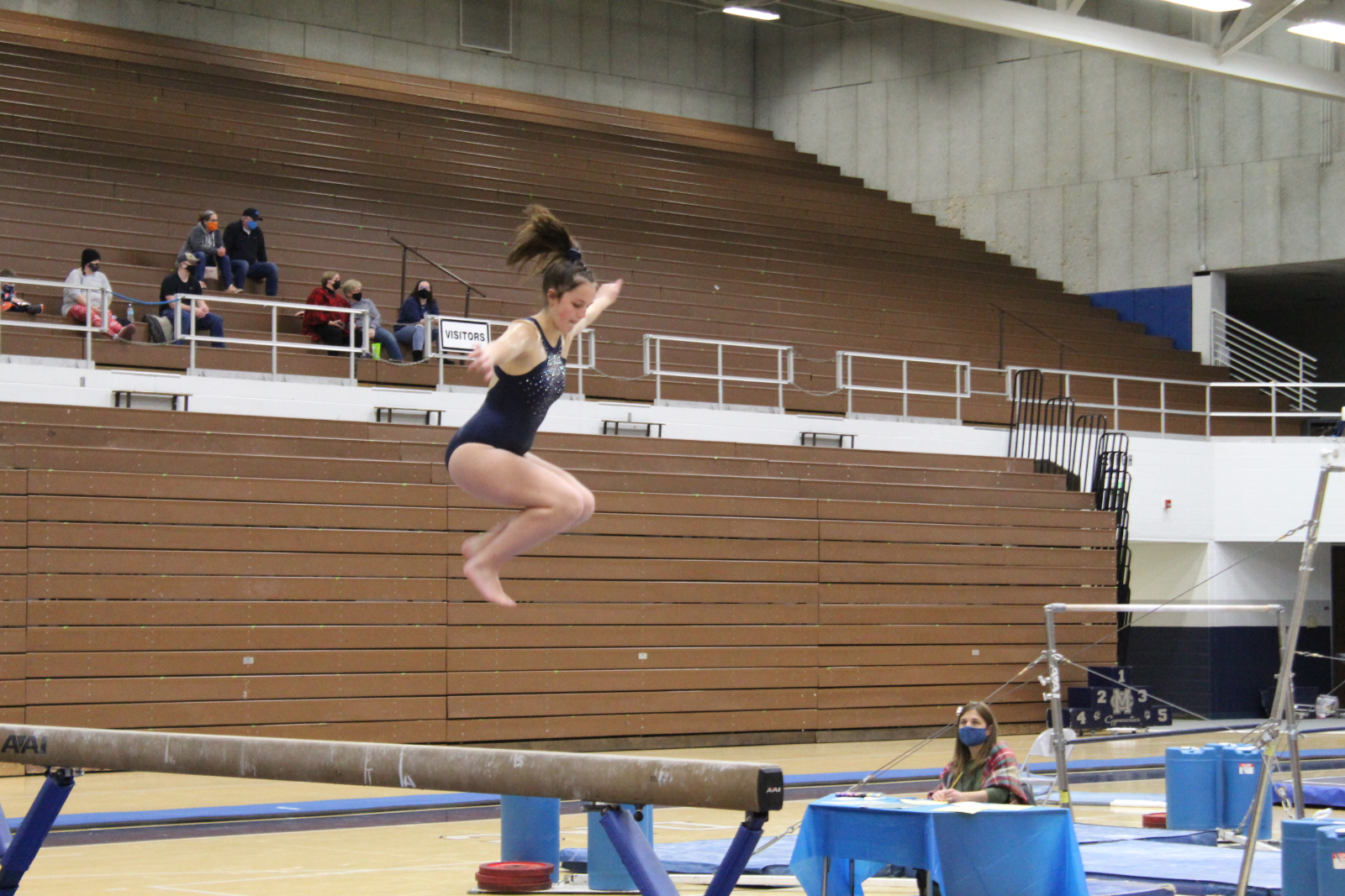 Gymnastics @ Michigan City  1/11/21  (Photo Gallery 2 of 2)