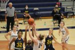 Girls Varsity Basketball beats James Whitcomb Riley 53 – 39