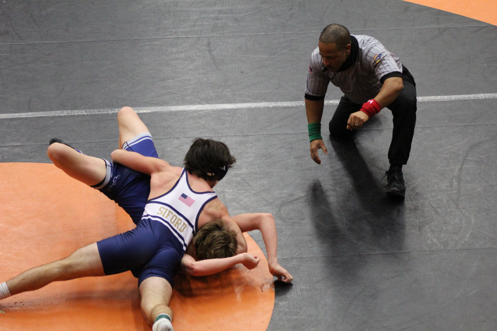 Wrestling @ IHSAA Sectional 1/30/21 (Photo Gallery 1 of 2)