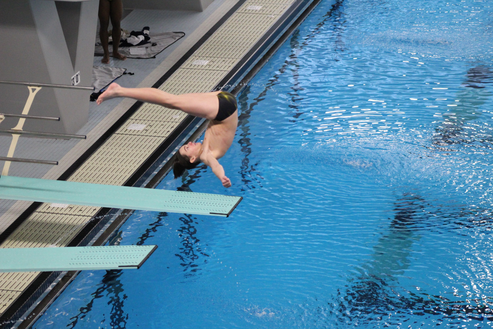 Boys Swimming & Diving @ NIC Championships  1/30/21  (Photo Gallery)