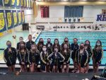 Girls Varsity Swimming Competes Well at Sectional Prelims