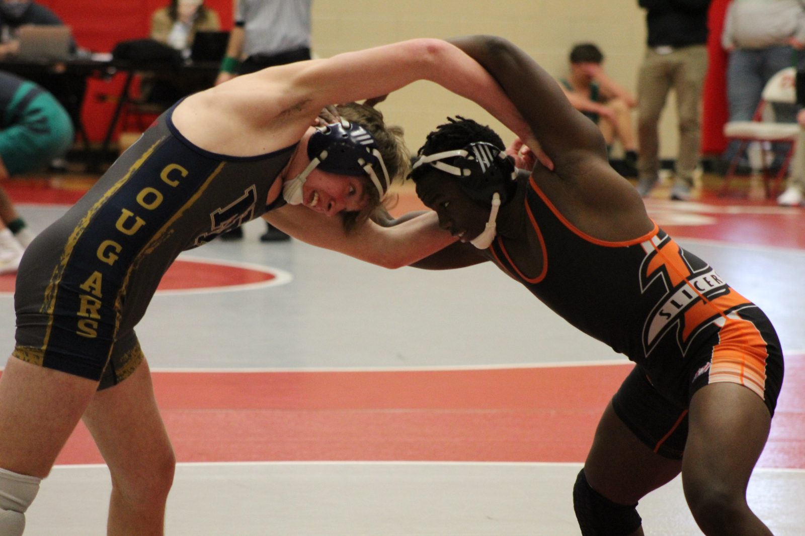 Wrestling @ IHSAA Regional 2/6/21  (Photo Gallery)