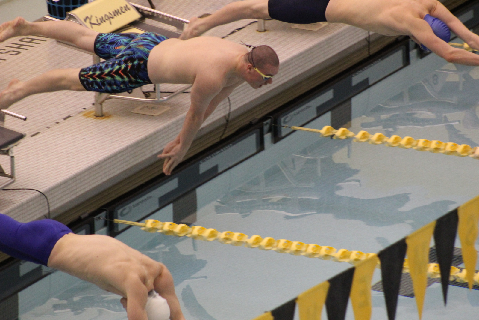 Boys Swimming @ IHSAA Sectional Finals 2/20/21  (Photo Gallery 2 of 2)