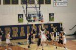 Boys Varsity Basketball beats Elkhart Christian Academy 77 – 59